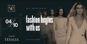 Privé Fashion Events | Fashion begins with Us