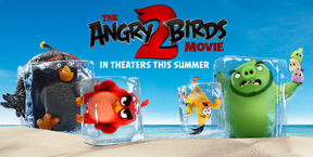 Angry Birds 2: Filmul 3D (Ro)