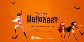 Techfest - Halloween