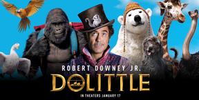 Удивительное путешествие доктора Дулиттла (Ro)