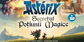 Астерикс и тайное зелье 3D (Ро)