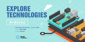 Tabăra Explore Technologies. Arduino