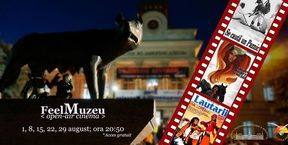 FeelMuzeu: Open-air cinema