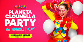 Planeta Clounella Party V. 2.0