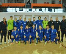 Молодежная сборная Молдовы по футзалу проведет два спарринга с Беларусью