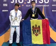 Александр Бабий стал чемпионом Европы по бразильскому джиу-джитсу