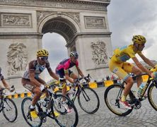 Turul Franţei 2018, decalat cu o săptămână din cauza Cupei Mondiale de fotbal
