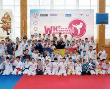 В Кишинёве прошёл семинар по спортивному кумитэ WKF
