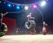 Молдавская группа будет участвовать в международном цирковом фестивале