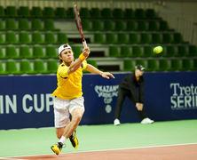 Раду Албот вышел во второй круг турнира ATP в Анталии