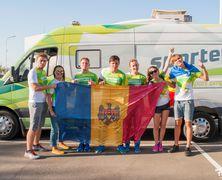 Команда Sporter приняла участие в румынском триатлоне  TriChallenge