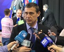 Чебану переизбран на пост президента Молдавской Федерации Футбола