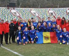 Женская сборная Молдовы готовится к борьбе с фаворитами
