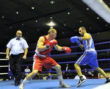 Результаты первого дня Чемпионата Молдовы по боксу
