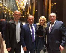 Rusul Vladimir Dmitriev a fost ales noul președinte al Tennis Europe