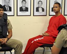 Вратарь Фернандес, расчленивший любовницу, вернулся в тюрьму