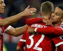 Лига чемпионов: Бавария разгромила Селтик (Видео)