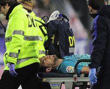 Барселона на месяц лишилась ключевого полузащитника