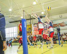 Campionatul Moldovei la volei: Dinamo MAI a cedat in fata echipei Universitatii de Stat