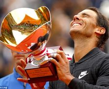 Надаль в рекордный десятый раз выиграл Мастерс в Монте-Карло