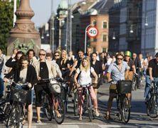 Велосипедист в Европе и… в Кишиневе