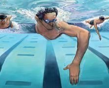 Силовые упражнения, которые сделают вас быстрее в воде