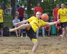 Djoker уверенно идёт к чемпионскому титулу по пляжному футболу