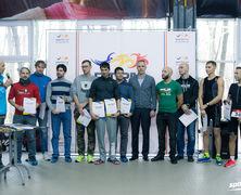 В Кишиневе прошел второй официальный старт по триатлону в закрытом помещении