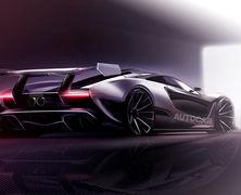McLaren готовит новый 800-сильный спорткар