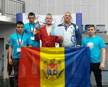 Молдавские самбисты – призеры Чемпионата Европы