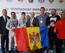Молдова завоевала две медали на Чемпионате мира по борьбе