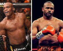 Боксер Рой Джонс захотел побиться с Андерсоном Сильвой из UFC
