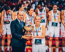 Spania a cucerit titlul de campioană europeană la Eurobasket 2017 feminin