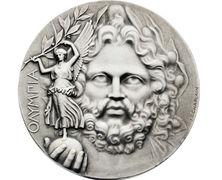 Медаль первой Олимпиады современности выставят на аукцион