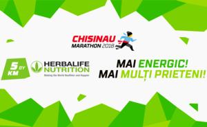 Combină cursa de 5 km cu Herbalife Nutrition