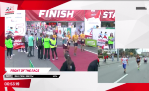 Live: Chisinau International Marathon 2019