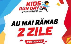 Au mai rămas două zile până la Kids Run Day by Naturalis
