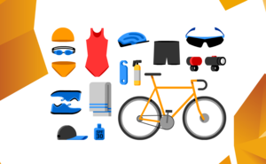 What items each triathlete should have?