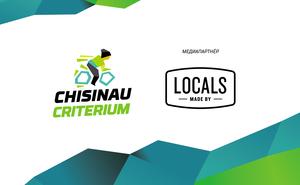Locals — медиапартнер велогонки Chisinau Criterium 2019