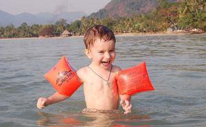 Роль плавания в правильном развитии ребенка