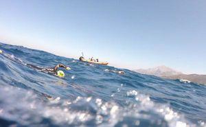 Гибралтар. Как переплыть море