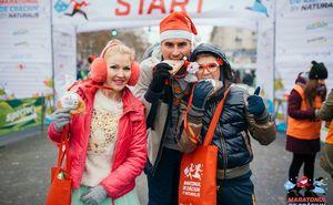 Какие сюрпризы ждут тебя на Maratonul de Crăciun