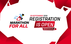 Marathon for All registration is open!