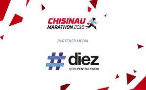 """Diez.md - partenerul media al """"Maratonului Internațional Chișinău 2018"""""""