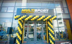 Магазин Multisport поддерживает Кишиневский Международный Марафон