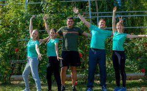 Intelligent Contacts Development pregătiri pentru Maratonul Chișinău