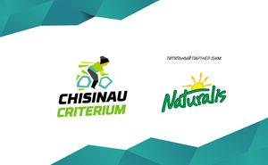 Соки Naturalis — витаминный заряд для участников Chisinau Criterium