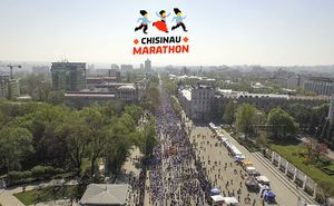 The Registration for Chisinau Marathon 2016 is Open