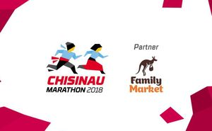Family Market – partner for Chisinau International Marathon 2018