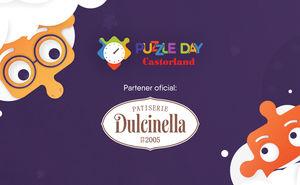 """Dulcinella - partenerul oficial """"Puzzle Day by Castorland 2019"""""""